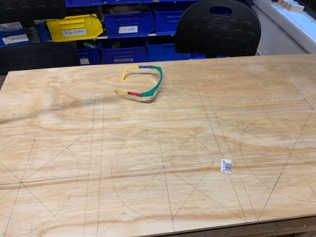 make measurements on wood