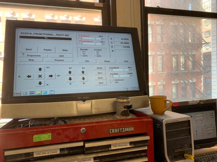 cnc desktop