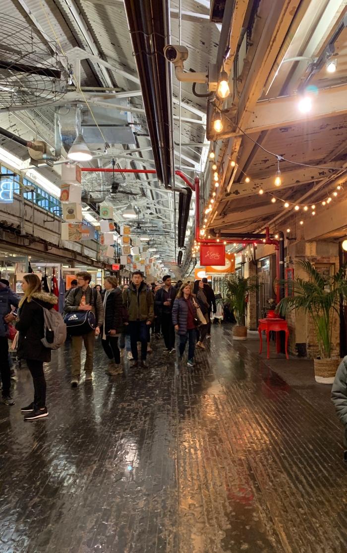 chelsea market light observation