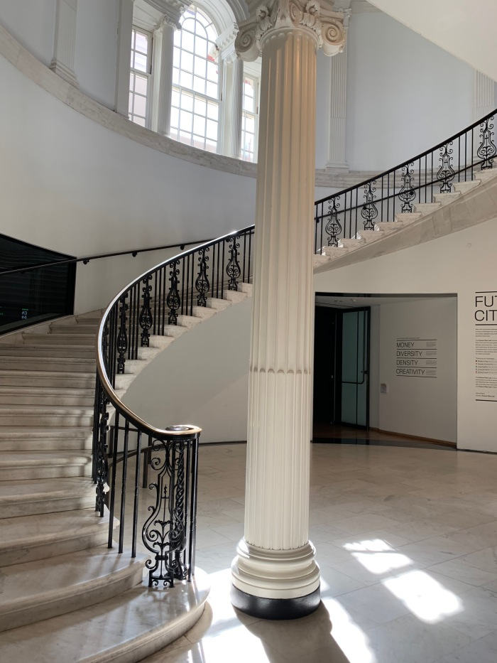 Entryway in Museum of City of New York